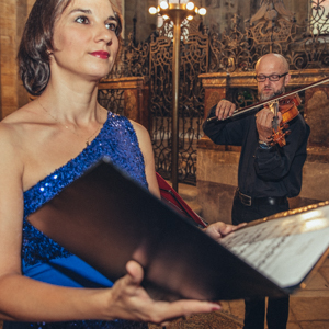 Classical Music with Soprano at Prague Castle
